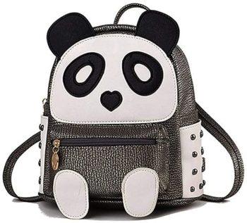 H&N Fashion Bronze Mini Backpack