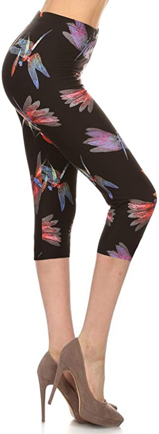 5. Dragonfly Leggings
