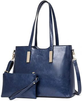 CLUCI Leather purses and handbags for women