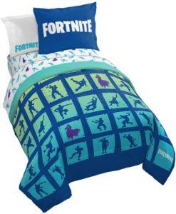 7 Piece Fortnite Bed Set