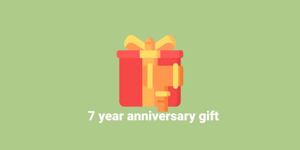 7 year anniversary gift