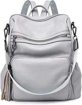 Women's shoulder bag fashion leather design