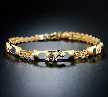 Elephant Ladies Bracelet