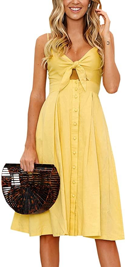 5. Beach Dress