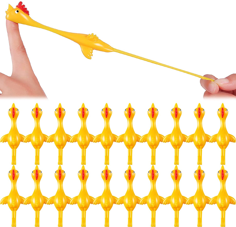 Rubber Chicken Slingshots