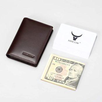 Best Leather Business Card Case Holder for Men
