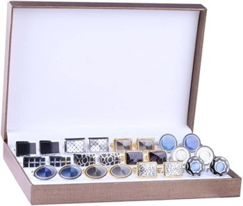Men's Cufflinks Gift Box