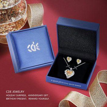 CDE Angel Wing Love Heart