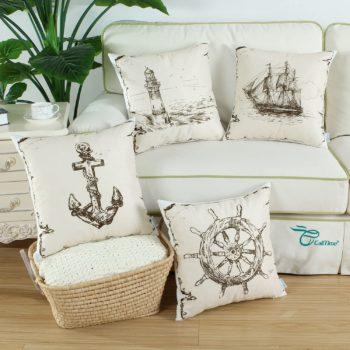 Lighthouse pillowcase