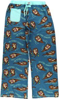 Cute Pajama Pants and Top Separates