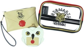 Cosmetic case and coin purse