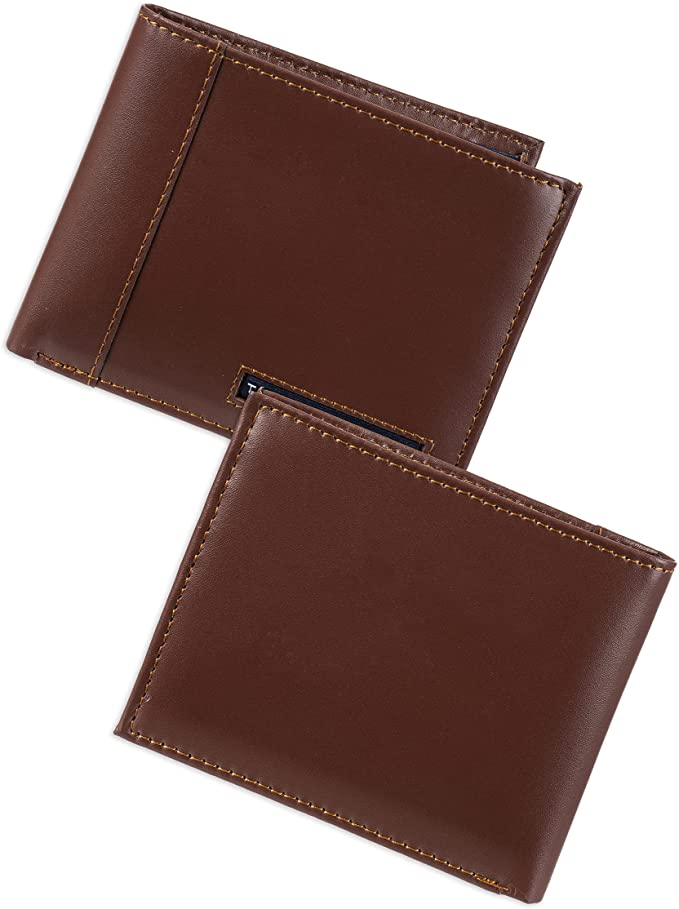5. Leather Wallet