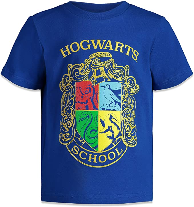 2. Harry Potter T-Shirts Pack