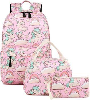 Abshoo Cute Lightweight Unicorn Backpacks