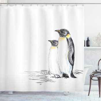 Animals Shower Curtain