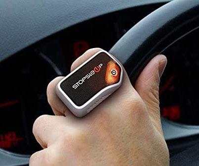 Anti-Sleep Alarm For Drivers