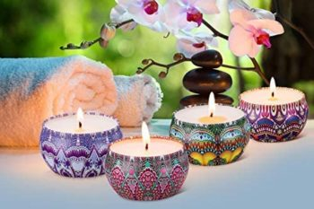 Aromatherapy Candle Set