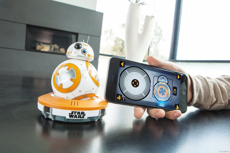 4. BB-8 Droid by Sphero