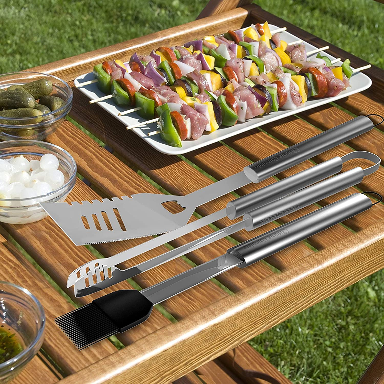 1. BBQ Grill Tools Set