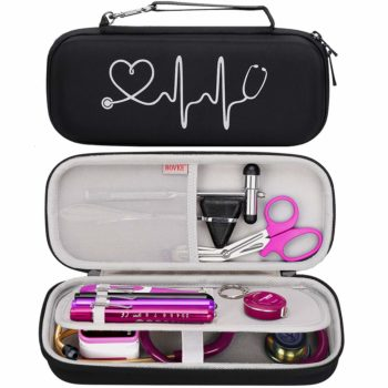BOVKE Travel Case for 3M Littmann Classic III