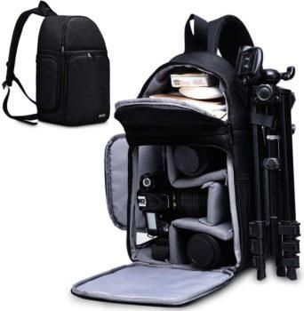 Backpack for DSLR/SLR