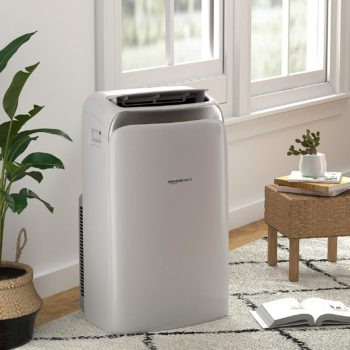 Basic 14000BTU portable air conditioner