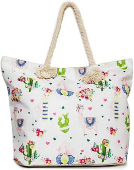 Beach Shoulder Tote Bag