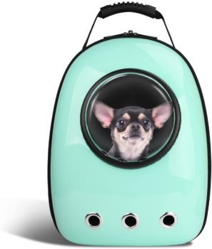 Blitzwolf Pet Space Capsule Backpack