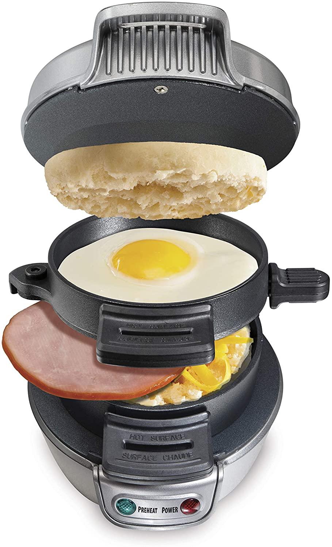 3. Breakfast Sandwich Maker