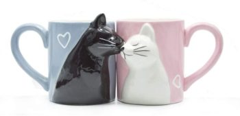 Cat Couple Set Mug
