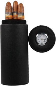 Cedar Wood Lined Cigar Case