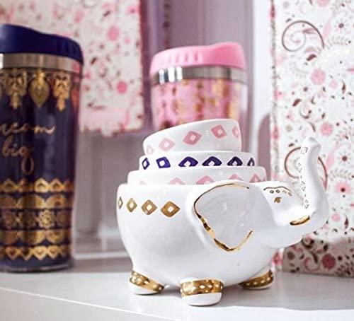 6. Ceramic Elephant Items
