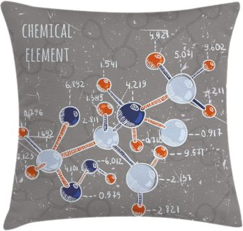 Chemistry Cushion Cover