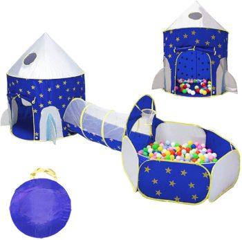 Children's game tent