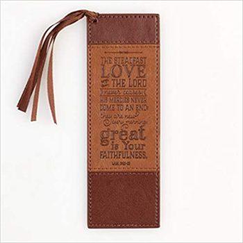 Christian Art Gift Leather