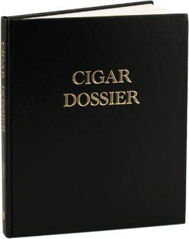 Cigar Dossier Personal Cigar Journal