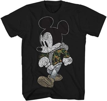 Classic Vintage Mickey Mouse T-Shirts