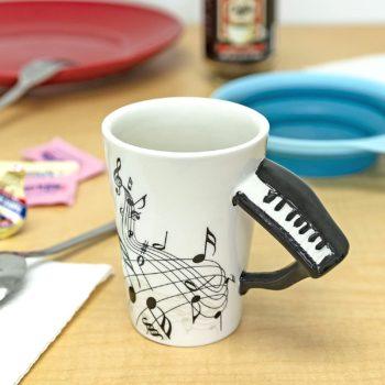 Coffee Mug for Piano Lovers