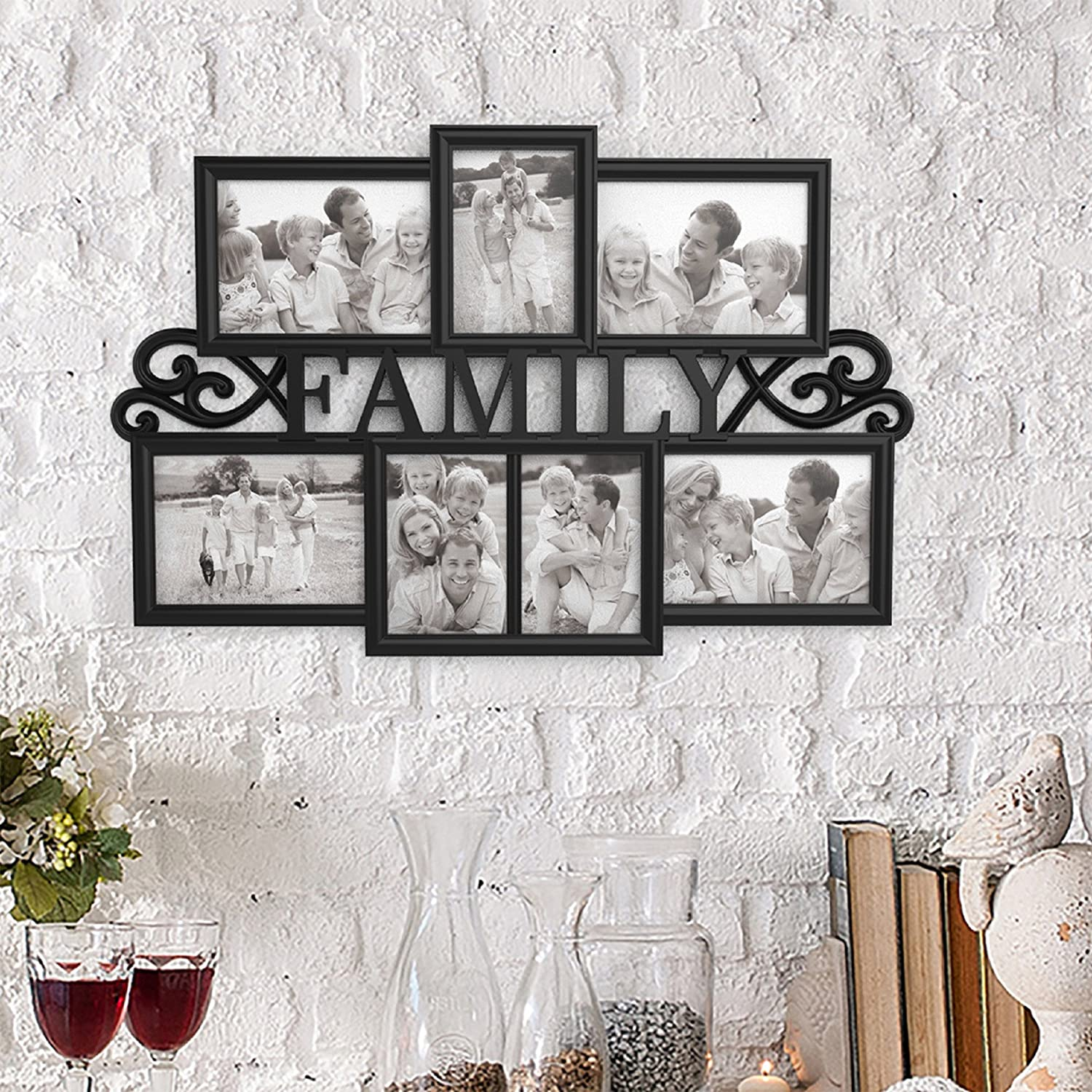 2. Collage Picture Frame