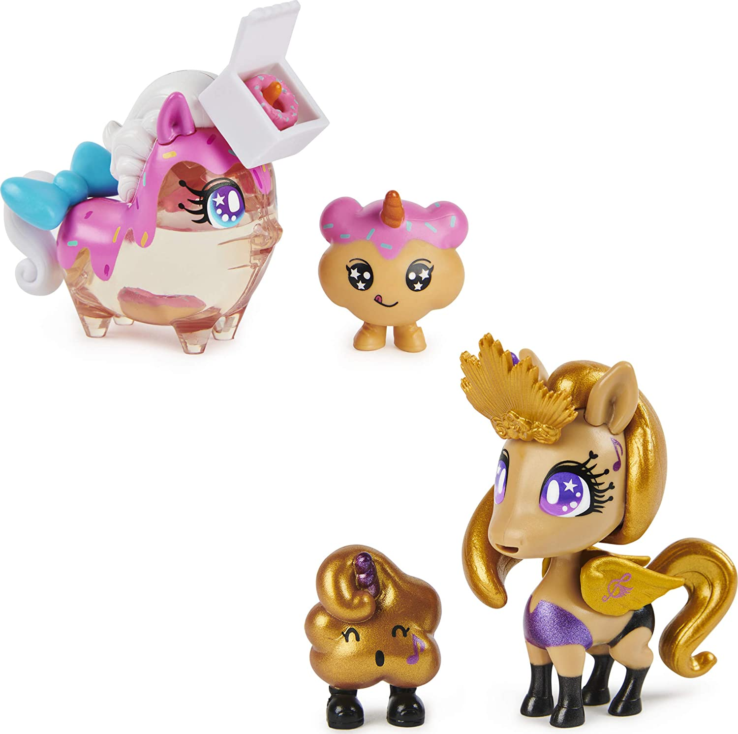 4. Collectible Surprise Unicorns (Two-Pack)