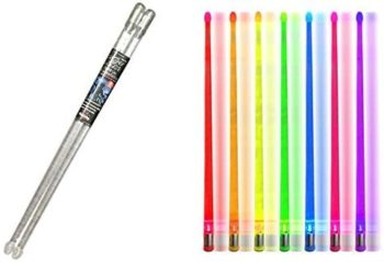Color Changing Drumsticks