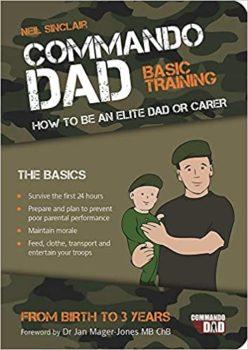 Commando Dad Book
