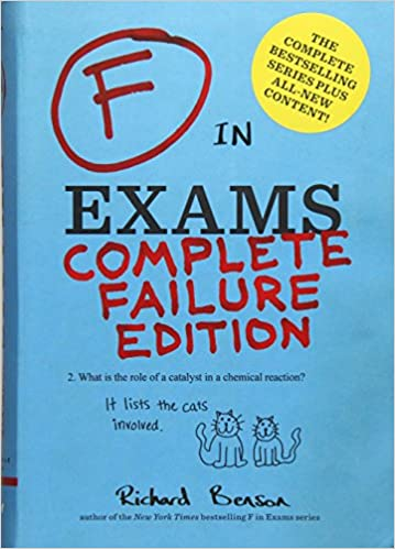 4. F in Exams: Complete Failure Edition