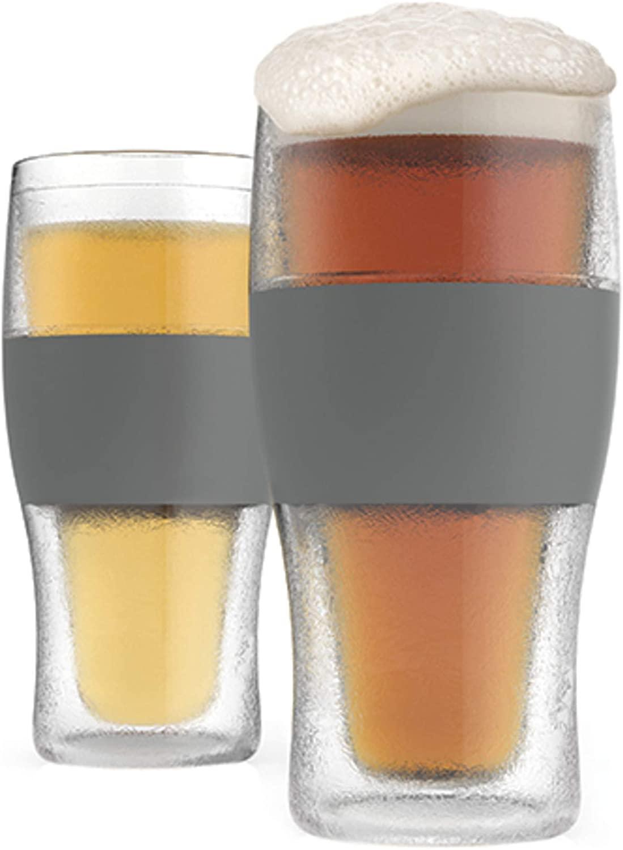 1. Cooling Pint Glasses