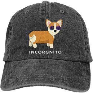 Corgi Baseball Cap