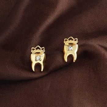 Crystal Earrings Gift