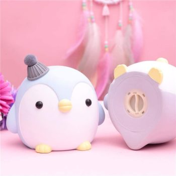 Cute Penguin Piggy Bank