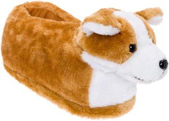 Cute dog slippers