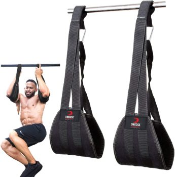 DMoose Ab Straps for Abdominal Muscle Building