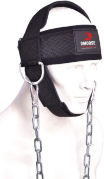 DMoose Neck Harness for Weight Lifting
